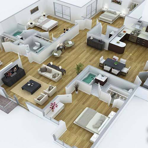 11 New Jersey Apartment
