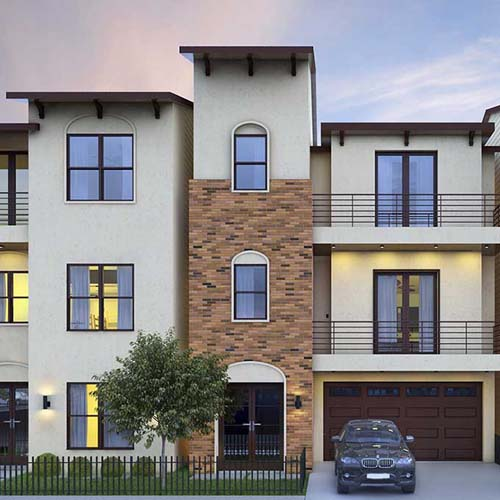 11 Townhomes